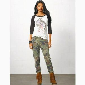 Ralph Lauren Denim & Supply Camo Jeans